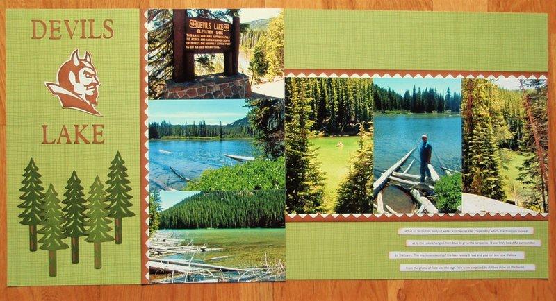 Devils Lake, OR