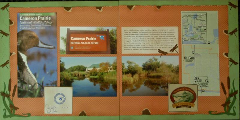 Cameron Prairie National Wildlife Refuge, LA
