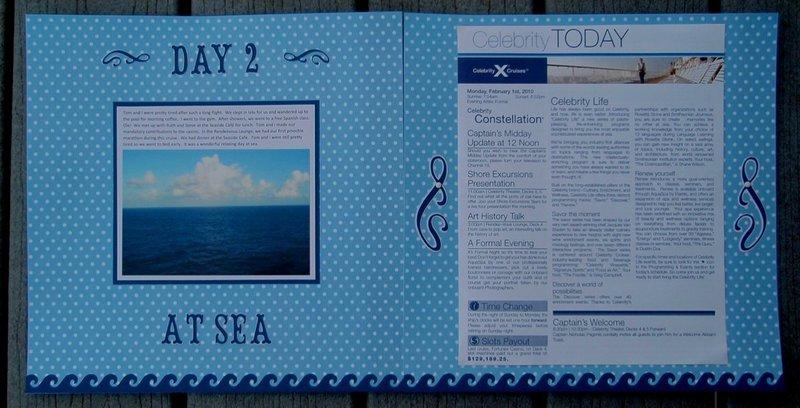 Day 2 At Sea