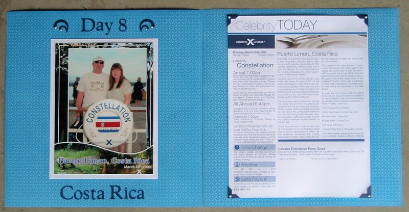 Day 8 Costa Rica Intro Page