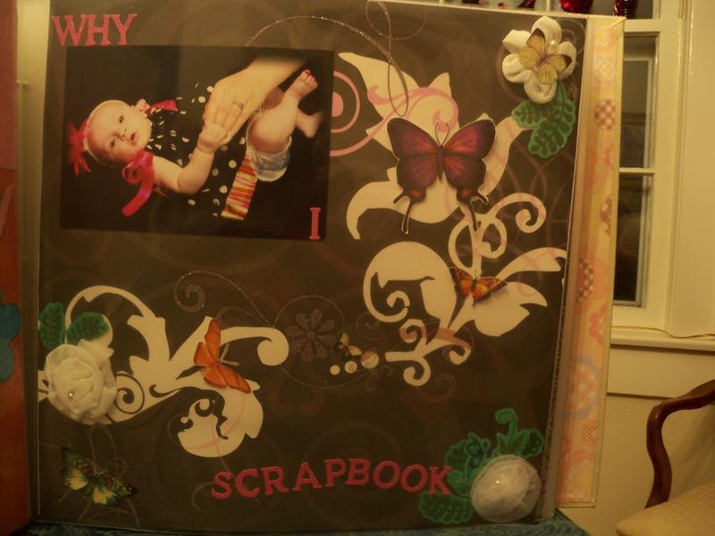 Why I Scrapbook