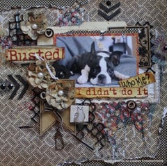 Busted (Creative Embellishments DT)
