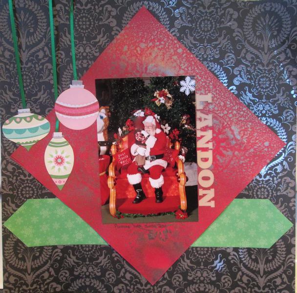 Landon Santa 2011