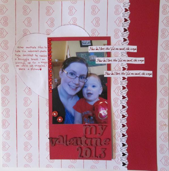 My Valentine 2013
