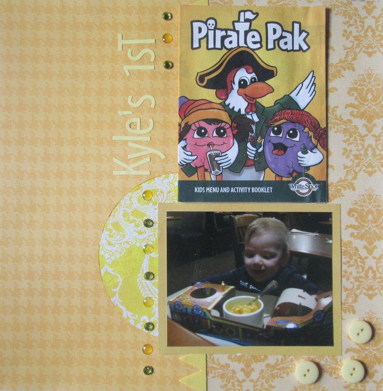 Kyles 1st pirate pak