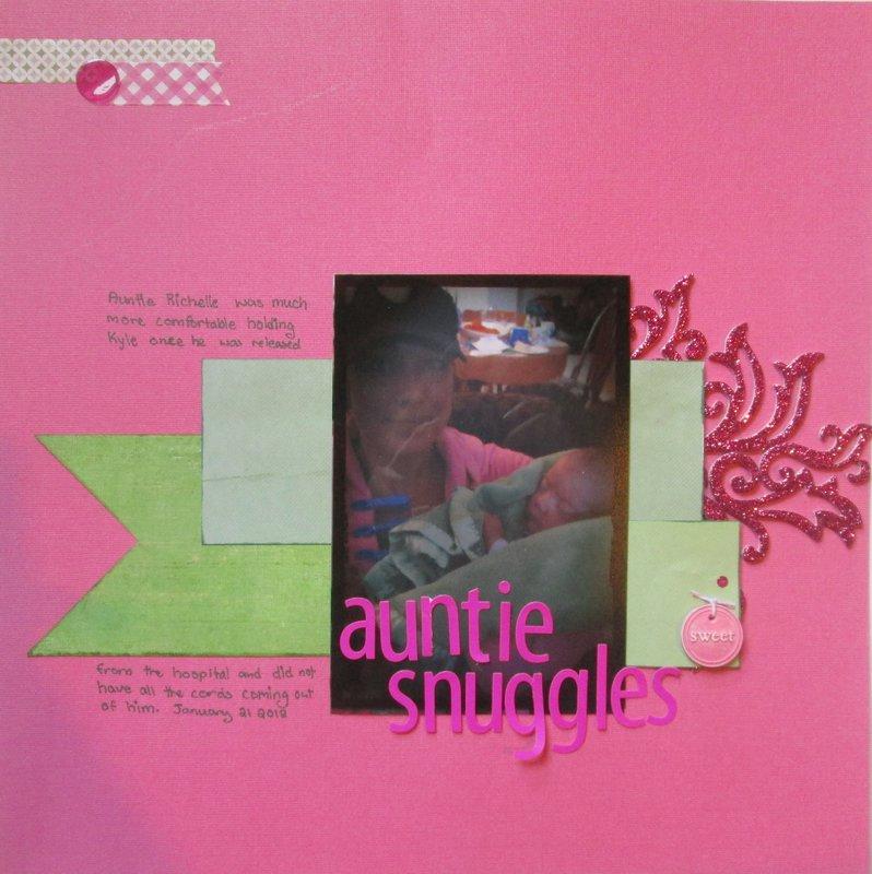 Auntie Snuggles