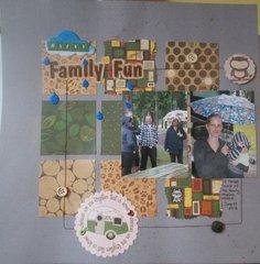 Rainy Family Fun
