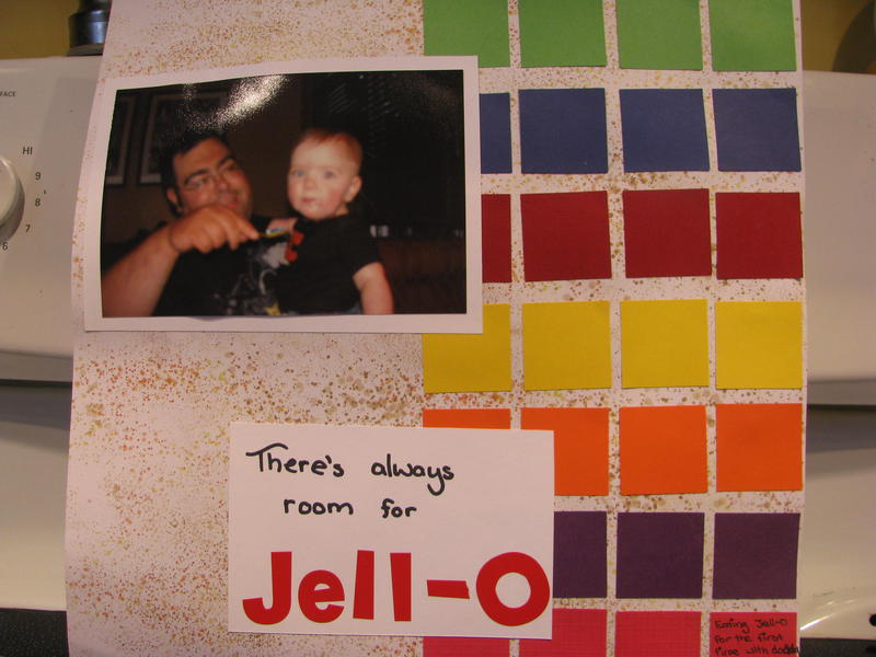 There's always room for JELL-O