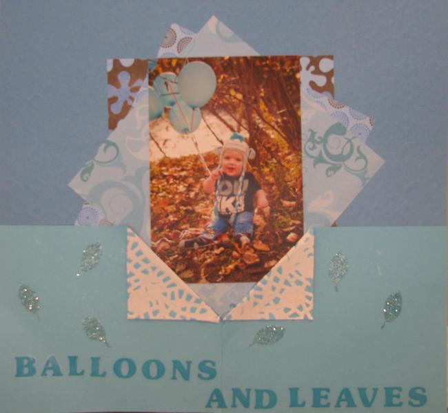 Balloons and Leaves