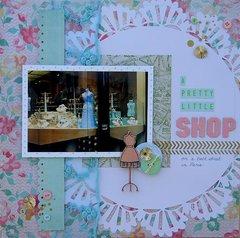 A Pretty Little Shop