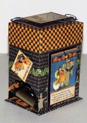 Graphic 45 Ghirardelli Chocolate Dispenser Box