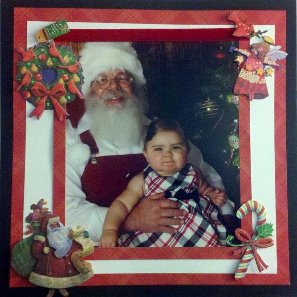 D's First Christmas