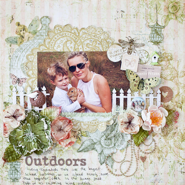 Outdoors *OUAS, ZVA DT*