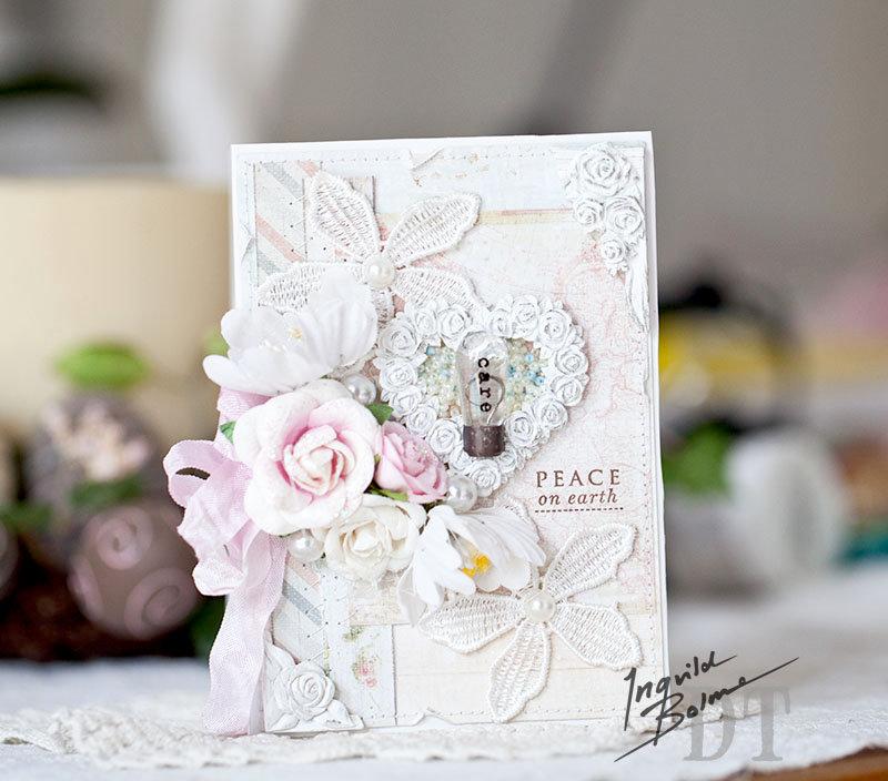 Peace on earth *Ingvild Bolme DT*