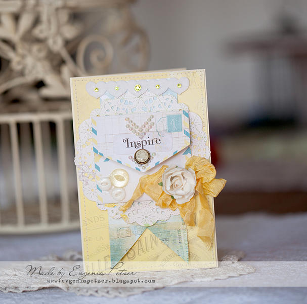 Inspire *Scraps of Elegance* kit reveal