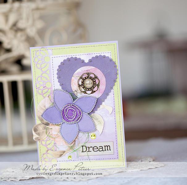 Dream *Scraps of Elegance* April kit