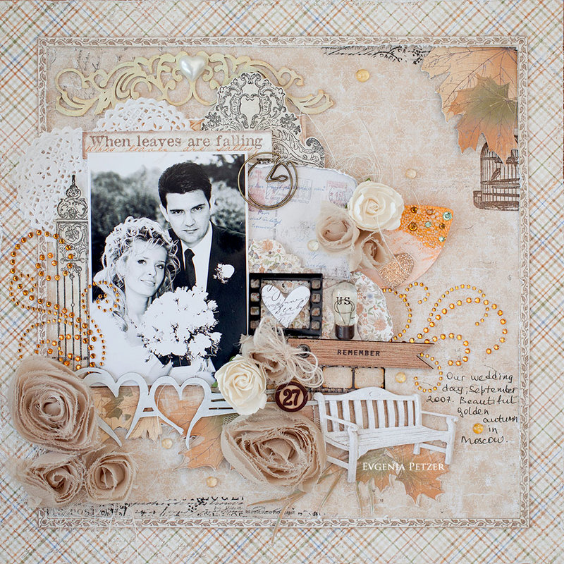 Wedding Day #OUAS, Maja Design#
