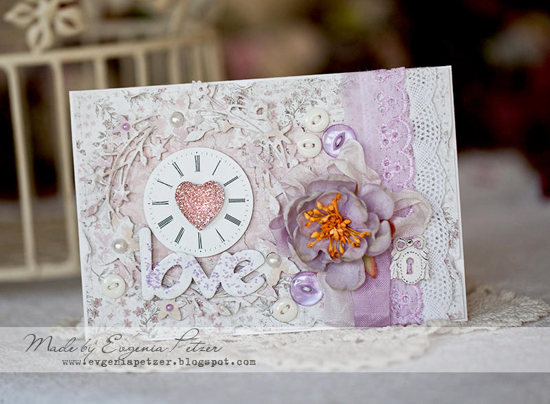 Love card for *Maja Design*