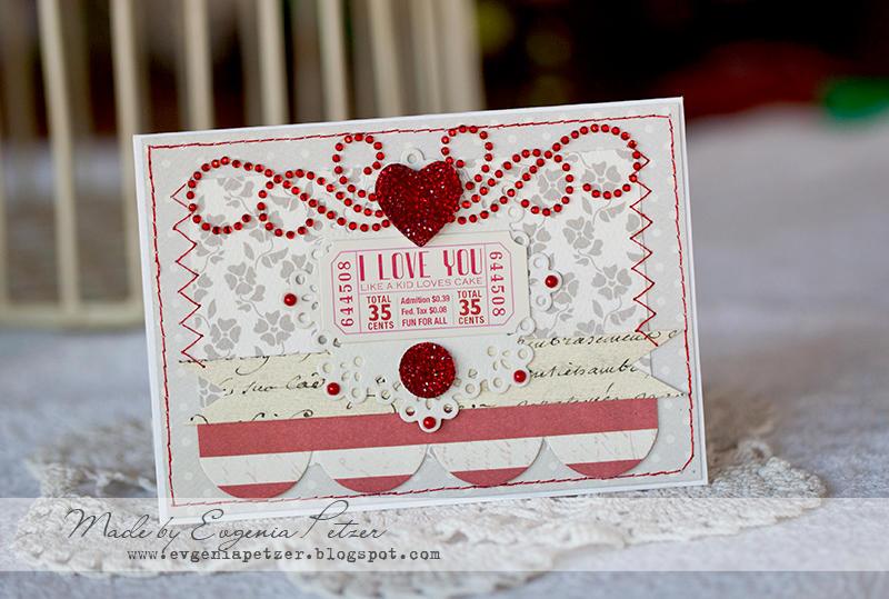 Love in red *Scraps of Elegance, ZVA*