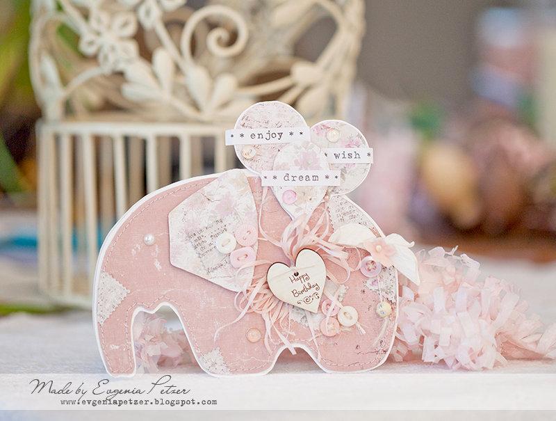 For a baby girl *Maja Design*