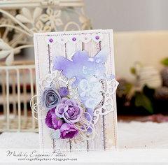Fairy card *Scraps of Elegance*