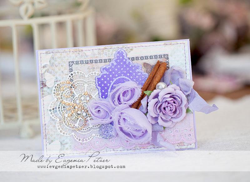 For the love ov lavender *Scraps of Elegance*