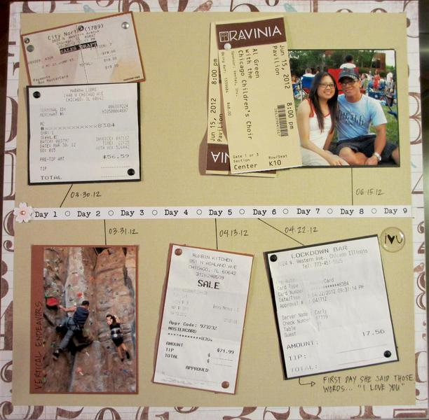 Scrapbook Proposal Page 4