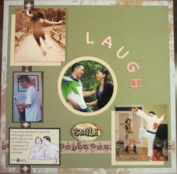 Scrapbook Proposal Page 8