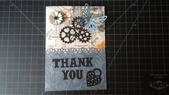 Steampunk Thank You