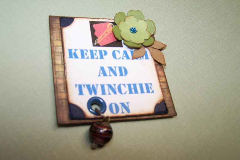 April Twinchie Swap/Funny