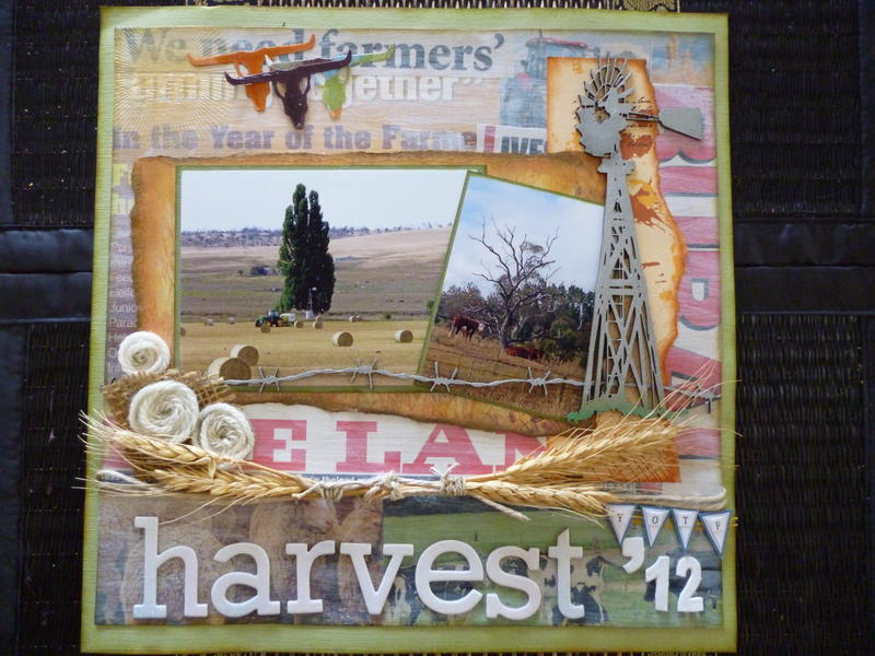 Australian Year of the Farmer 2012