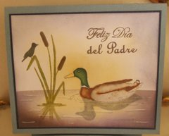 Duck for Dad