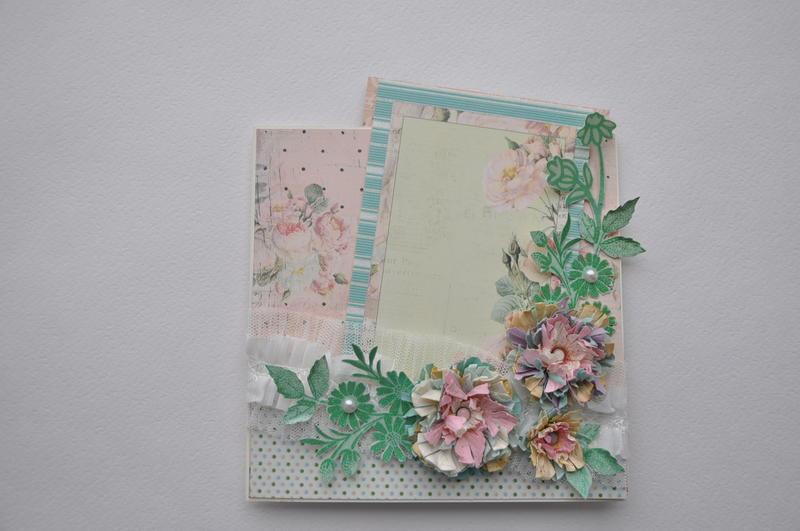 Frame card.