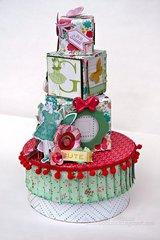 Baby Blocks Gift Box
