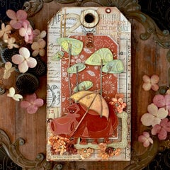 April Showers - Bernice Etcetera Tag