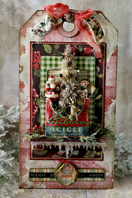 Christmas Etcetera Tag