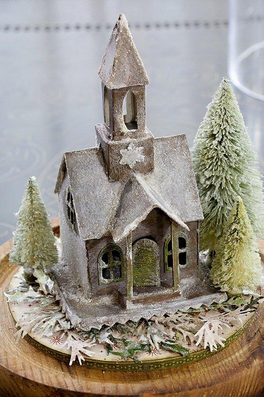 Vintage Church Tutorial