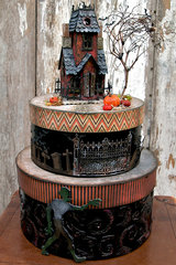 Sizzix Halloween Manor