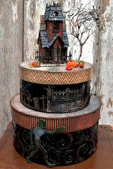 Sizzix Halloween Manor