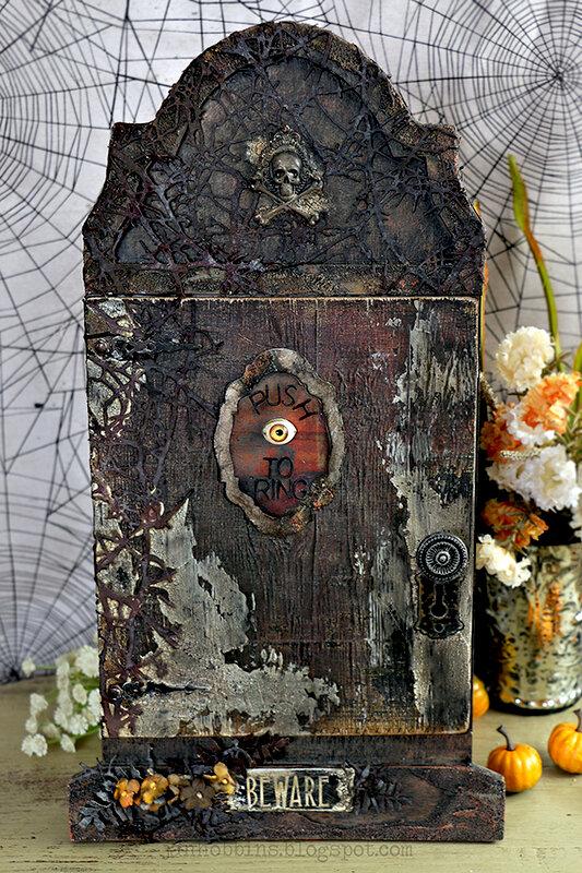 The Haunted Door