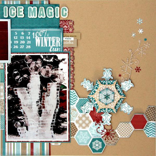 Carta Bella - Ice Magic #2