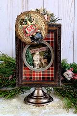 Secret Santa Frame