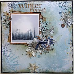 Winter Frost Layout