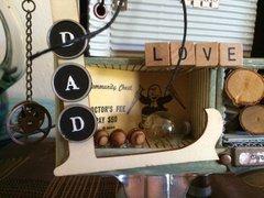 World's Best Dad, Grandpa, Great Grandpa Configuration Box