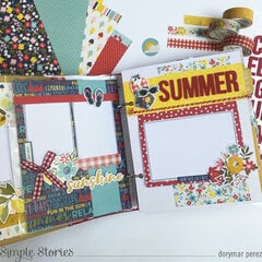 Summer Farmhouse Snap Album