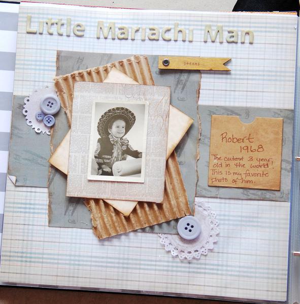 Little Mariachi Man