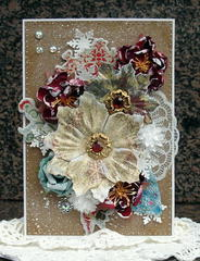Christmas card (Prima)