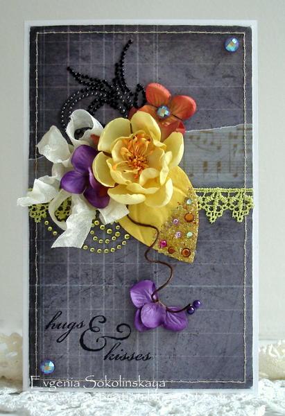 Hugs&Kisses Card