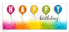 Sunny Studio Stamps Birthday Balloon Card by Mendi Yoshikawa