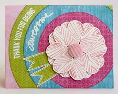 A Technique Tuesday Card by Mendi Yoshikawa